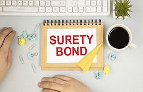 surety bond notebook